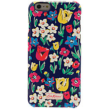 Buy Cath Kidston Paradise Fields Case for iPhone 6, Blue Online at johnlewis.com