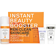 Buy REN Beauty Boosters Kit Online at johnlewis.com