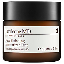 Buy Perricone MD Face Finishing Moisturiser Tint, 59ml Online at johnlewis.com