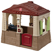Buy Step2 Neat & Tidy Cottage II Playhouse Online at johnlewis.com