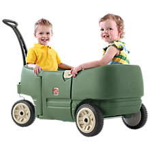 Buy Step2 Wagon For Two Plus Online at johnlewis.com