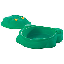 Buy Step2 Frog Sandpit Online at johnlewis.com