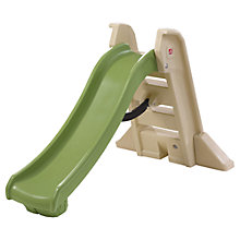 Buy Step2 Naturally Playful Big Folding Slide Online at johnlewis.com