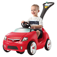 Buy Step2 Easy Steer Sportser Push Car Online at johnlewis.com