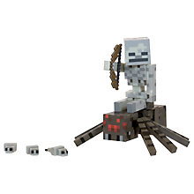 Buy Minecraft Survival Spider Jockey Pack Online at johnlewis.com