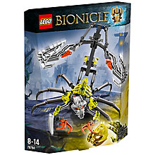 Buy LEGO Bionicle Skull Scorpio Online at johnlewis.com