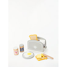 Buy John Lewis Toy Toaster Online at johnlewis.com