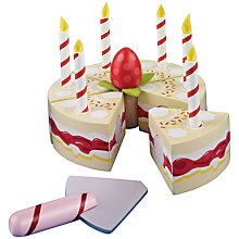 Buy John Lewis Birthday Cake Online at johnlewis.com