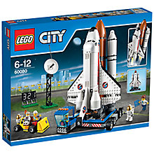 Buy LEGO City 60080 Spaceport Online at johnlewis.com