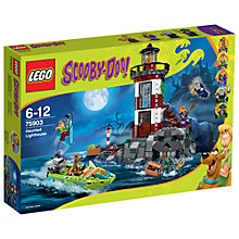 Buy LEGO Scooby-Doo 75903 Haunted Lighthouse Online at johnlewis.com