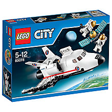Buy LEGO City Utility Shuttle Online at johnlewis.com
