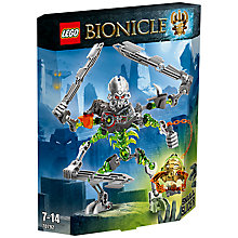 Buy LEGO Bionicle Skull Slicer Online at johnlewis.com