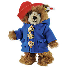Buy Steiff Limited Edition Paddington Bear, 17cm Online at johnlewis.com