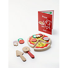 Buy John Lewis Toy Pizza Set Online at johnlewis.com