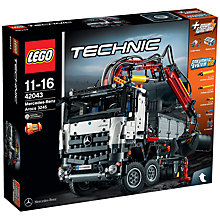 Buy LEGO Technic Mercedes-Benz Arocs 3245 Online at johnlewis.com