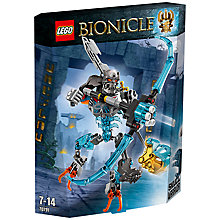 Buy LEGO Bionicle Skull Warrior Online at johnlewis.com