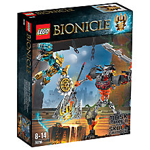 Buy LEGO Bionicle Mask Maker vs. Skull Grinder Online at johnlewis.com