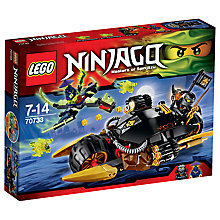 Buy LEGO Ninjago Blaster Bike Online at johnlewis.com