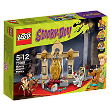 Buy LEGO Scooby-Doo Mummy Museum Mystery Online at johnlewis.com