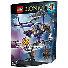 Buy LEGO Bionicle Skull Basher Online at johnlewis.com