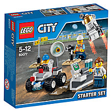 Buy LEGO City Space Starter Set Online at johnlewis.com