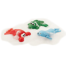 Buy John Lewis Tubmates Bath Toy, 3 Pack Online at johnlewis.com