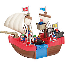 Buy John Lewis Pirates' Ship Online at johnlewis.com
