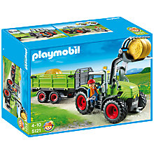 Buy Playmobil Country Hay Baler With Trailer Online at johnlewis.com