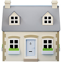 Buy John Lewis Cottage Dolls' House Online at johnlewis.com