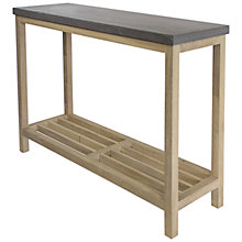 Buy Hudson Living Brooklyn Console Table Online at johnlewis.com