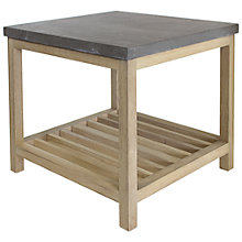 Buy Hudson Living Brooklyn Side Table Online at johnlewis.com