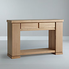 Buy Willis & Gambier Keep Console Table Online at johnlewis.com