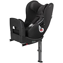 Buy Cybex Sirona Group 0+/1 Baby Car Seat, Black Beauty Online at johnlewis.com