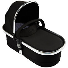 Buy iCandy Peach 3 Carrycot, Black Magic Online at johnlewis.com