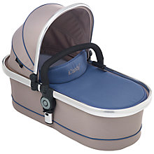 Buy iCandy Peach 3 Carrycot, Azure Online at johnlewis.com