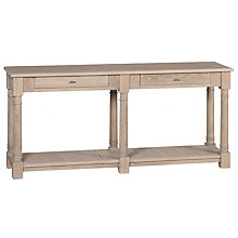 Buy Neptune Edinburgh Console Table Online at johnlewis.com