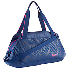 Buy Nike C72 Legend 2.0 Medium Duffel Bag, Blue Online at johnlewis.com