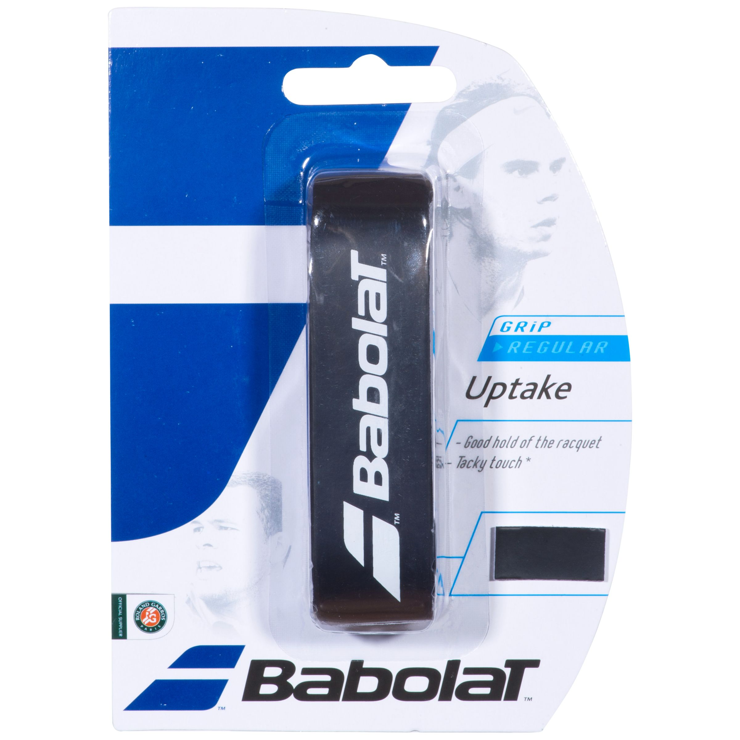 Babolat Babolat Uptake Regular Grip, Black