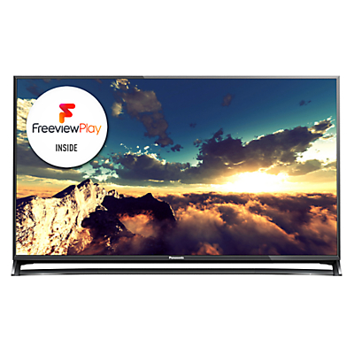 Panasonic Viera TX-40CX802B LED 4K Ultra HD 3D Smart TV, 40
