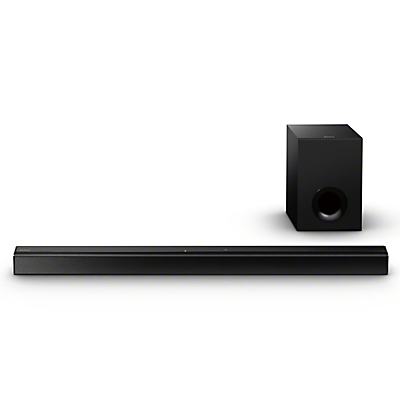 Sony HT-CT80 Bluetooth Sound Bar with Wired Subwoofer