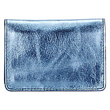 Buy Jigsaw Leather Travel Card Holder Online at johnlewis.com