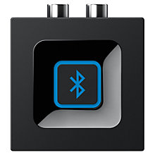 Buy Logitech Bluetooth Audio Adaptor Online at johnlewis.com