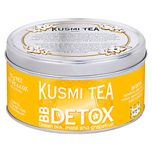 Buy Kusmi Tea BB Detox Loose Leaf Tin, 125g Online at johnlewis.com
