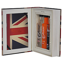 Buy William Chase, Brand Book Trio, 3x5cl Online at johnlewis.com