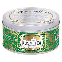 Buy Kusmi Tea Green & Spearmint Loose Leaf Tin, 125g Online at johnlewis.com