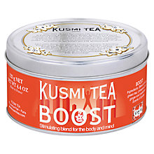 Buy Kusmi Tea Boost Loose Leaf Tin, 125g Online at johnlewis.com
