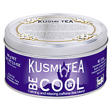 Buy Kusmi Tea Be Cool Loose Leaf Tin, 125g Online at johnlewis.com