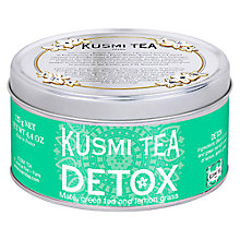 Buy Kusmi Tea Detox Tea Tin, 125g Online at johnlewis.com