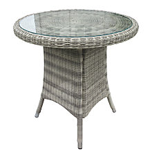 Buy John Lewis Dante Bistro Table Online at johnlewis.com