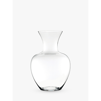 Riedel Crystal Glass Apple Decanter